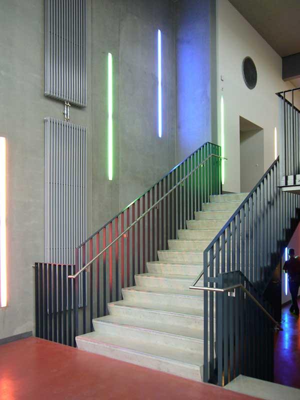 mmp Öffentliche Bauten - Bildungszentrum Salem