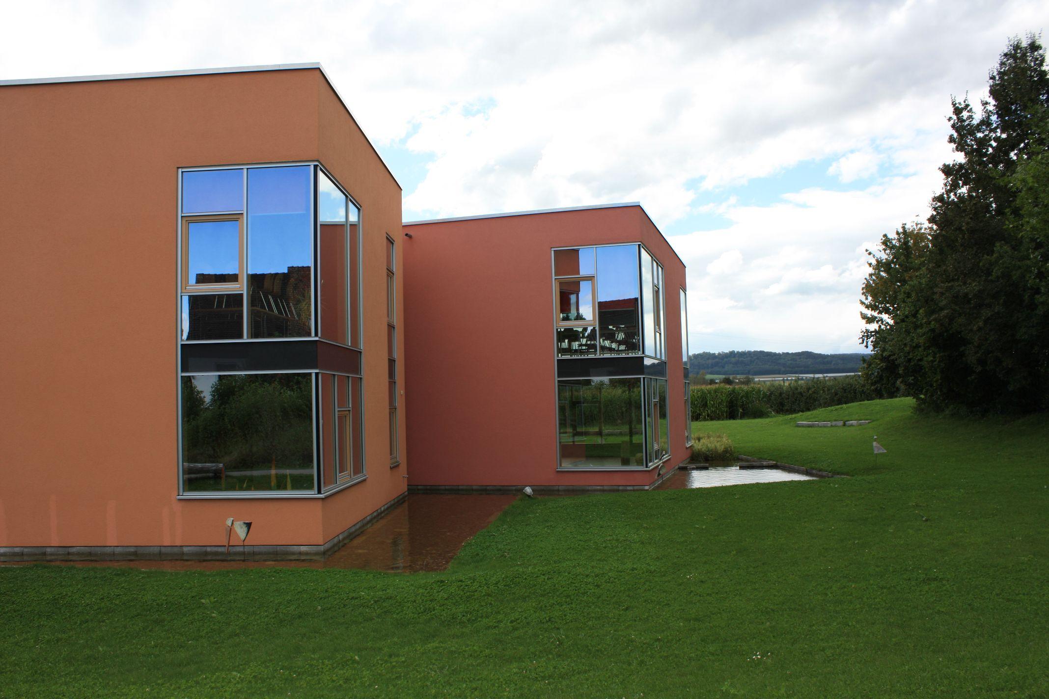 Neubau Camphill Ansicht Ost_01